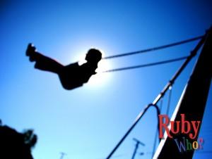 RW on swing